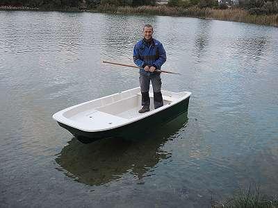 SONDERANGEBOT jetzt nur 550, - Euro - FabrikNeues Angelboot