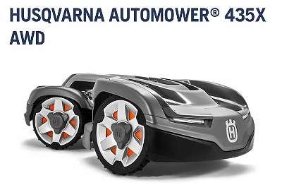 Winteraktion Husqvarna Automower 435X AWD Allrad NEU + Garantie