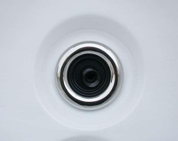 Luxus Whirlpool Outdoor Spa 215x215 + Vollausstattung ! Außenwhirlpool Hot Tub Wellness für 5 Personen (Badewanne) (American) - SONDERAKTION !