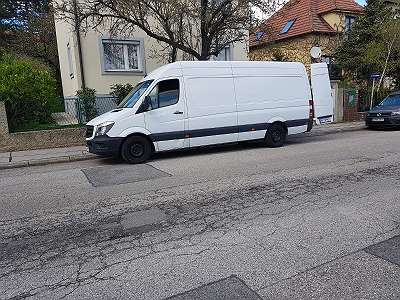 Transporter, Umzug, Kleintransporter