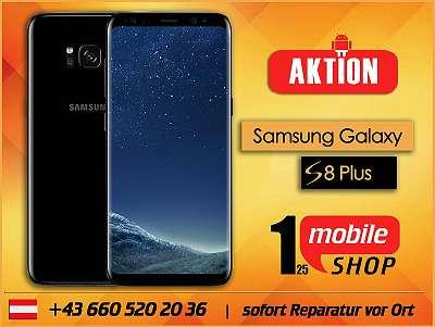 Samsung Galaxy S8 Plus - NEUWERTIG - mit Garantie - Werksoffen - #Schwarz