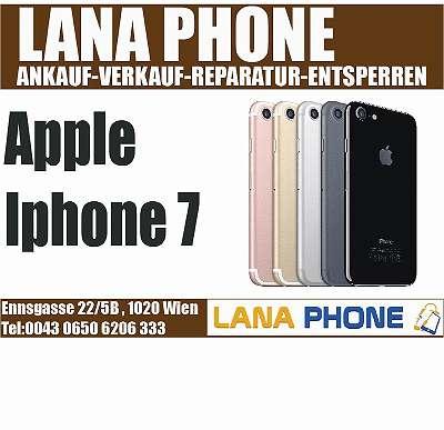 IPHONE 7 ´SCHWARZ´ 32 GB OFFEN FÜR ALLE KARTE - MIT EINEM MONAT GARANTIE
