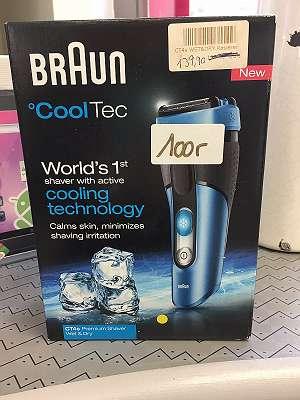 Braun Series 3 CoolTec Elektrorasierer CT4s