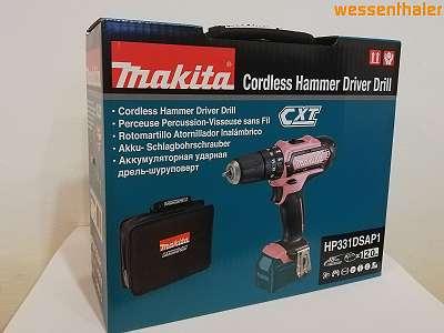 Akku-Schlagbohrschrauber Makita HP331DSAP1