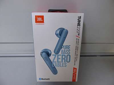 JBL T220 TWS Bluetooth In-Ear Kopfhörer