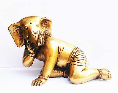 Ganesh, Ganesha, Elefantengott, indischer Gott