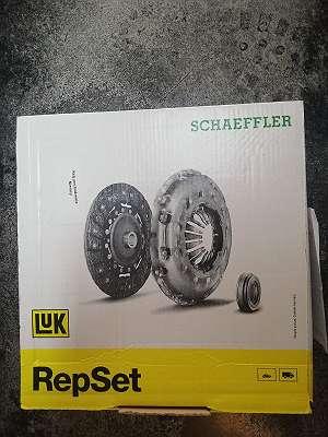 Kupplungsatz mit Schwungrad SET für VW , SKODA , AUDI 600 0016 00