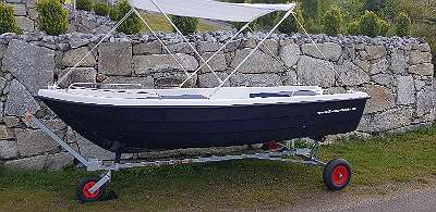 400 LAKE Angelboot Ruderboot Motorboot Elektroboot Badeboot Familienboot Fischerboot GFK BOot Paddelboot Fuchs BOot