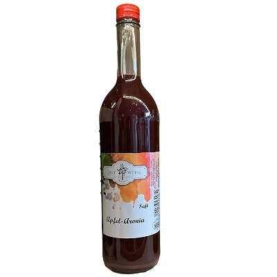 Obsthof Weiß –Apfel Aronia Saft 0,75l