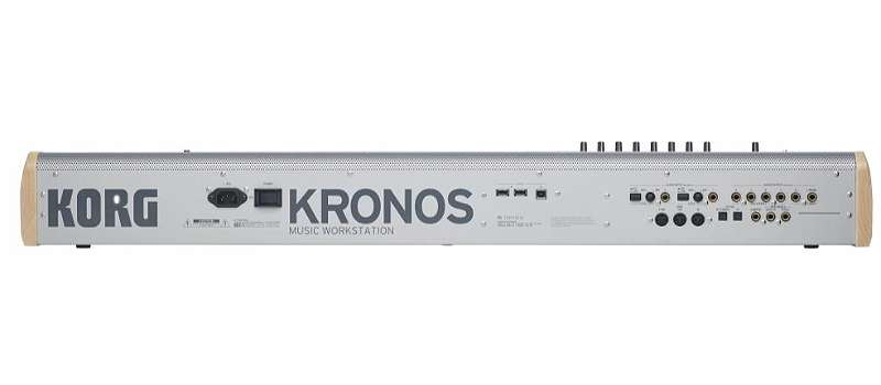 Korg Kronos TI 61 Titanium Limitierte Sonderedition