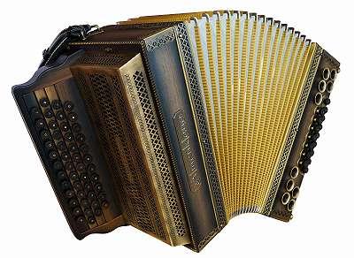 Steirische Harmonika - Modell