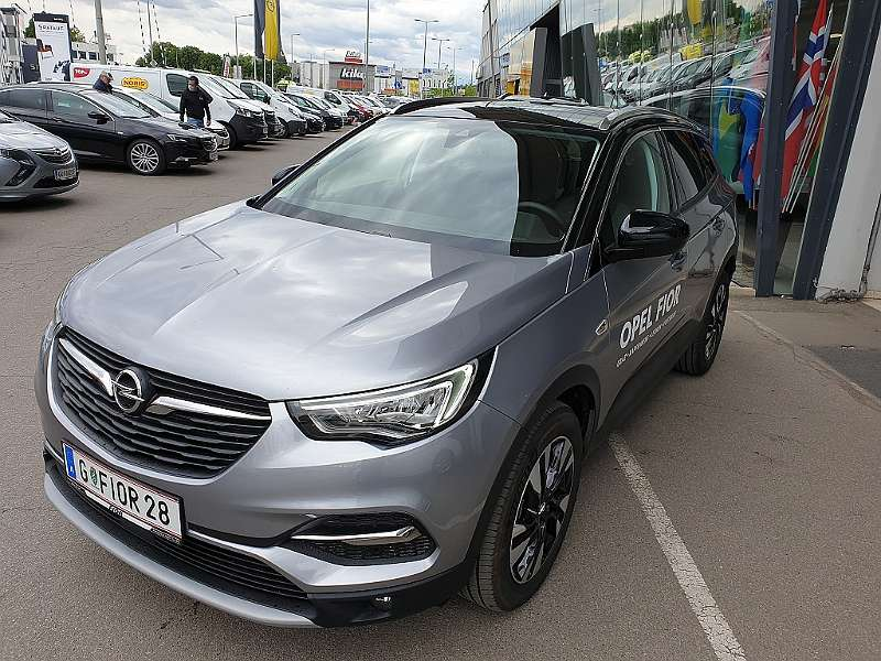 Opel Grandland X 1,5 CDTI BlueInjection Design Line ...