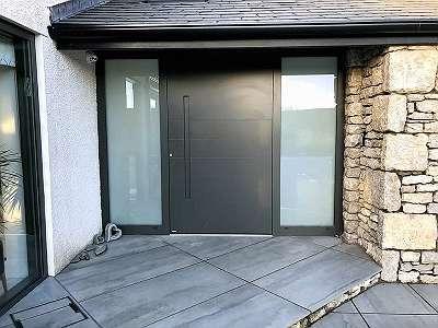 Hauseingangstüren - Haustüren - Eingangstüen - Türen - Garagentore - Ryterna Entry Voll-Alu-Türen U-Wert bis 0, 63 W/ m²K - Einbruchswiderstandsklasse RC-2 geprüft - Magnet-Bodenschwelle - viele neue Modelle - Mayr&Söhne GeneralvertriebsgmbH