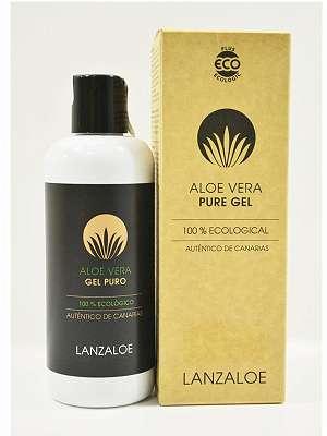 Aloe Vera Gel puro ecologico, 250ml von Lanzaloe