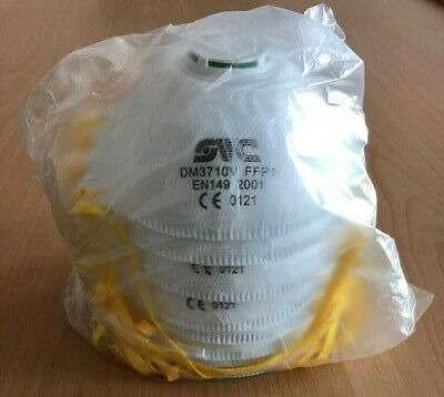 FFP1 Filter Masken Abverkauf - FFP1 Atemschutzmaske Schutzmaske Mundschutz