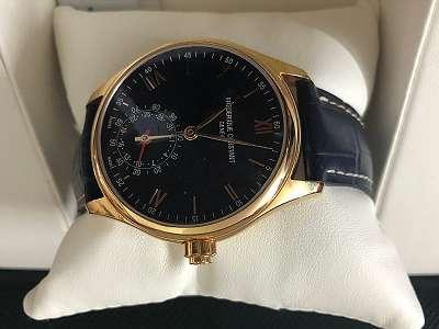 Frederique Constant Geneve Horological Smartwatch FC-285N5B4 Smartwatch Klassisch schlicht