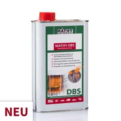*NEU* MATHY-DBS - Diesel-Bakterien-Stopp (Biozid)