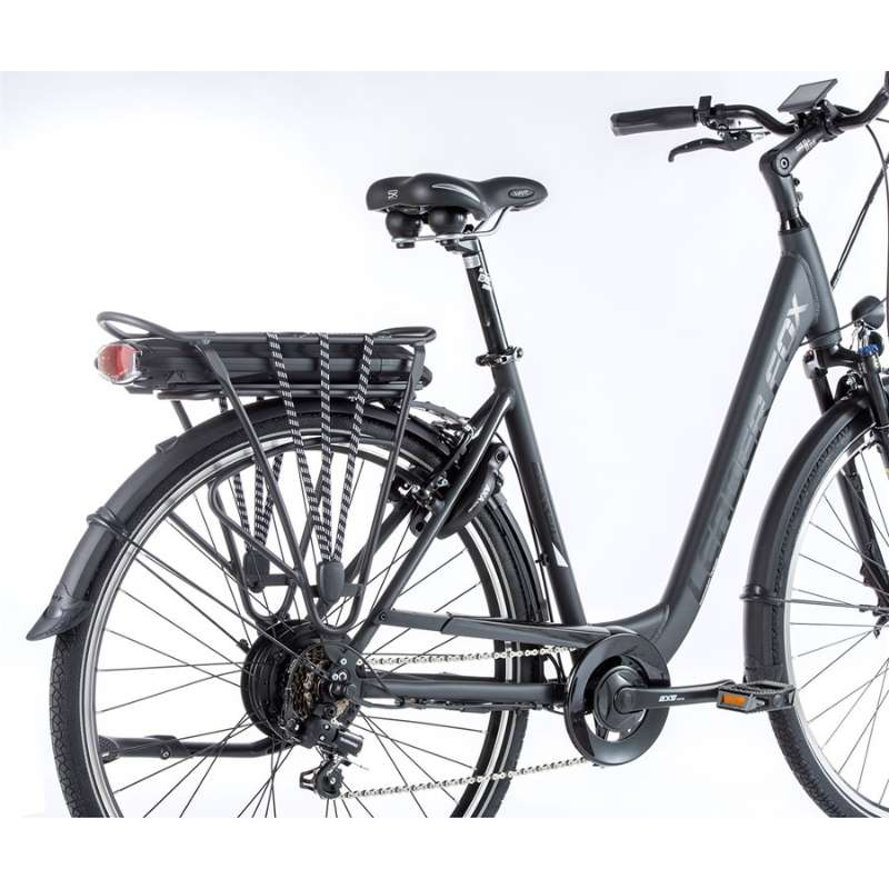 "E-bike Leader Fox PARK CITY 28"",2020-3 18"" GREY, SUPER FAHRRAD, E BIKE,2 Jahre Garantie"