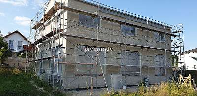 NEU Typ Plettacgerüst ca.122 qm Holzboden 3m Fassadengerüst Gerüst Plettac SL70