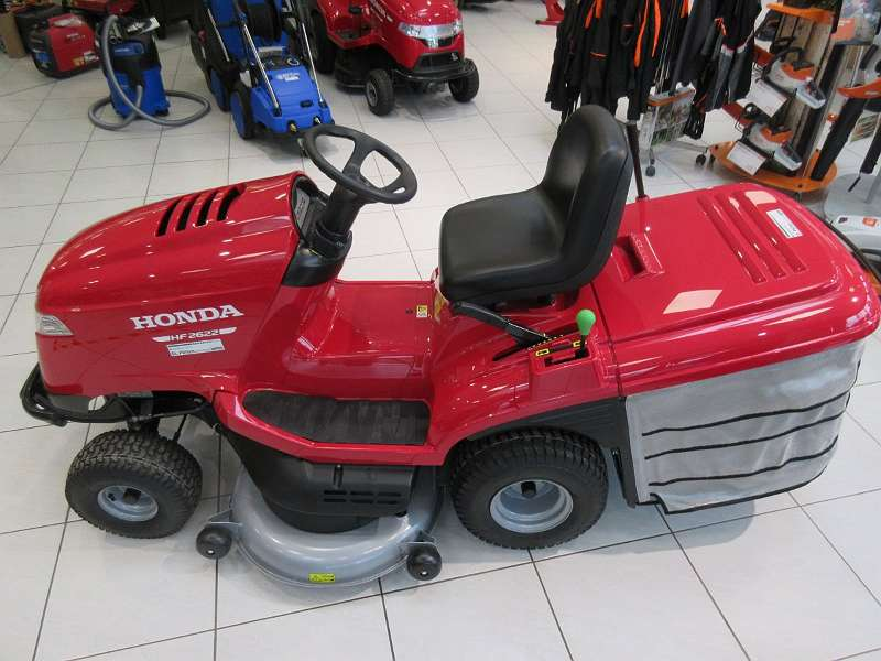 Honda HF 2622 HME Rasentraktor