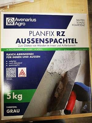 Avenarius Planfix RZ Außenspachtel 5kg / 5180