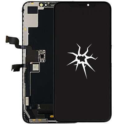 Apple iPhone XS MAX-Display-Akku-Mikrofon-Ladebuchse- Austausch