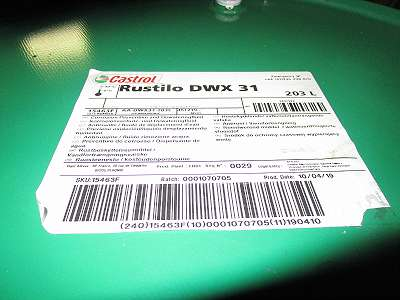 Rustilo DWX 31
