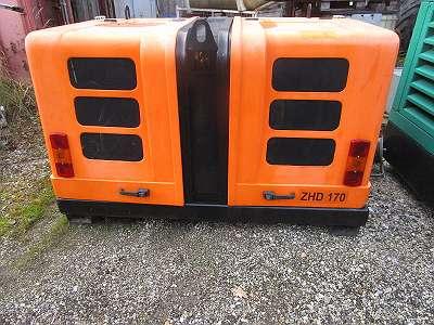 Brennstoffzellenaggregat ZHD 170 Ponar
