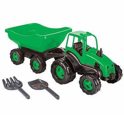 Traktor mit Kipper neu Original verpackt