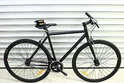 Fahrrad FIXIE Betty Leeds black