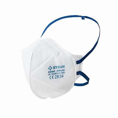 20 Stück - Atemschutzmaske FFP3 ohne Ventil - CE Zertifiziert - Höchste Schutzklasse
