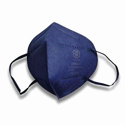 10 Stück - Atemschutzmaske FFP2 NR - Typ Blau - CE Zertifiziert