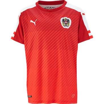 quality design 8e53e ea807 Österreich Fußball Trikot, kinder 128-176, € 29,90 (5424 Vigaun) - willhaben
