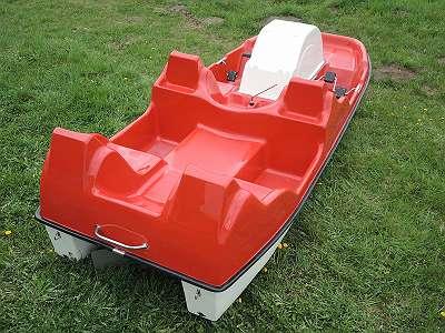 Neues Tretboot Wasserpedalboot Freizeitboot