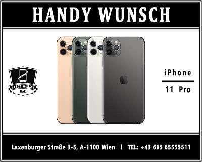 iPhone 11 PRO / ORIGINAL VERPACKT / HANDYWUNSCH