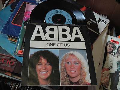 SINGL-ABBA- ONE OF US-