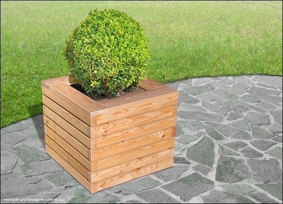 Hochbeet Pflanztrog Uno Blumen Dekoration Golf 109 4502