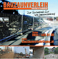 Bauzaun zum Verleih - Mieten - Abspergitter - Mobilzaun - Absperrzaun - Absperrungen - Zaun für Veranstaltungen Events und Party