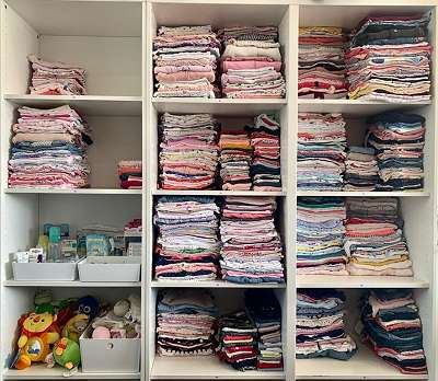 Trendige Kinderbekleidung / Gr. 50-128