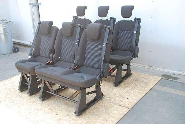ford transit custom tourneo sitz sitze 2 1 sitzbank bank. Black Bedroom Furniture Sets. Home Design Ideas
