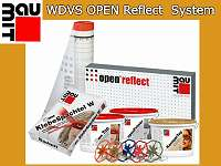 Vollwärmeschutz Komplettpaket BAUMIT OPEN REFLECTAIR Material inkl. Arbeitsleistung mit Gerüst Ab 65,10 ?/ m² TOP FASSADEN