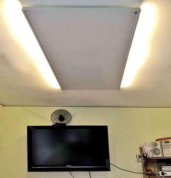 infrarotheizug mit led beleuchtung heizstrahler terrassenstrahler infrarot heizung ir. Black Bedroom Furniture Sets. Home Design Ideas