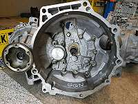 Getriebe VW Touran 1.9 TDI 6-Gang GQN, LKA, JWP, JCM, JYK+ Kupplungssatz ZMS + ÖL GRATIS Montage, Transport.