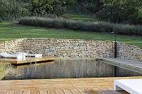 Bruchsteine ca. 10-50cm - Sandstein gelb - Naturstein