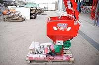 Zwischenfruchtsämaschine Agro Masz SAT 200