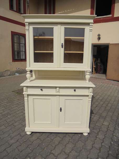 kredenz weiss shabby chic 740 4600 wels willhaben. Black Bedroom Furniture Sets. Home Design Ideas