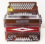Steirische Harmonika - mit günstigen Teilzahlungsmöglichkeiten bereits unter 100. - monatlich