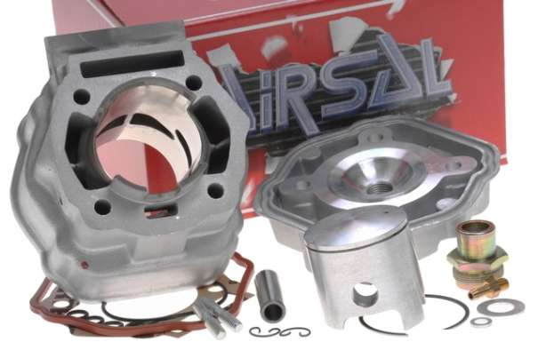 70CCM ALUZYLINDERKIT AIRSAL SPORT Derbi Aprilia Gilera Rieju Motorhispania Peugeot Yamaha - Salzburg - Airsal ist mittlerweile einer der grössten Zylinder-Hersteller, der für viele namhafte Hersteller wie zB. Hebo oder Barikit produziert. Mit dem hauseigenen 70ccm Alu-Sport können wir euch einen leistungsstarken Aluminium-Zylinder zum Preis v - Salzburg