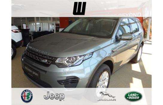 land rover discovery sport 2 2 td4 4wd at 7 sitze se w. Black Bedroom Furniture Sets. Home Design Ideas