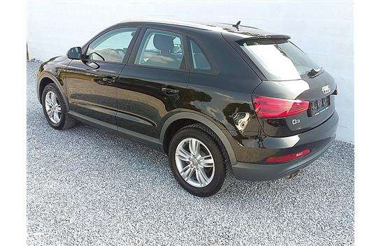 used audi q3 39 000 km at 30 980. Black Bedroom Furniture Sets. Home Design Ideas